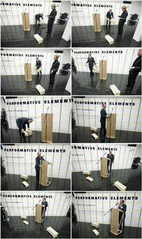 Performative Elements Dortmund