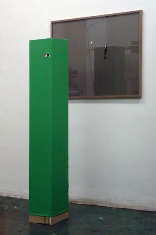 Green Mask #1